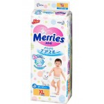 Подгузники MERRIES XL, 12-20 кг, (44 шт.)