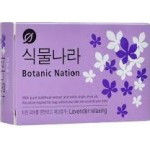LION Мыло туалетное Botanical Nation, экстракт лаванды, 100 гр, ПРЕДЗАКАЗ