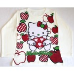 "Кофта ""Apples Kitty"", р92,98,104"